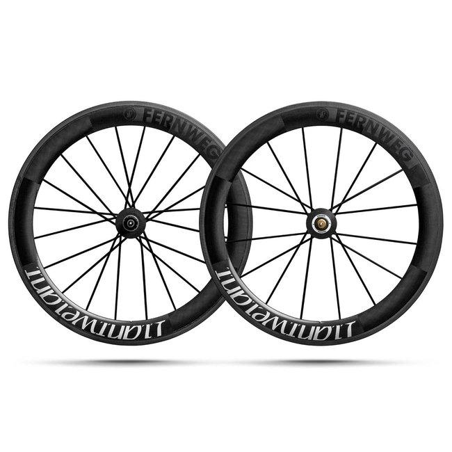 Lightweight Fernweg Evo Tubeless Wheelset