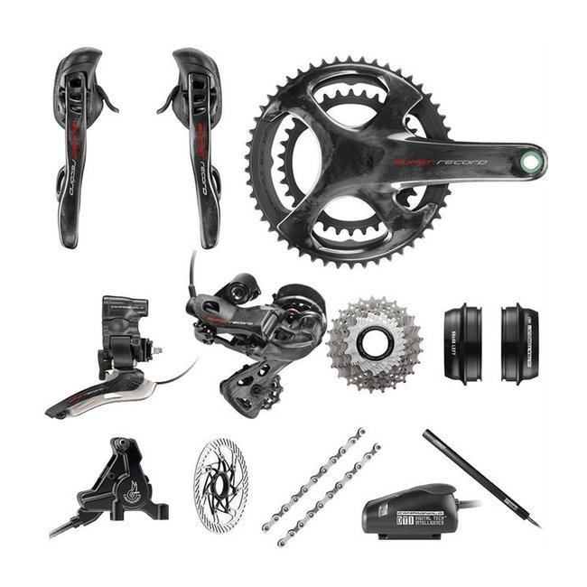 Campagnolo Super Record EPS Disc 12 Speed Groupset