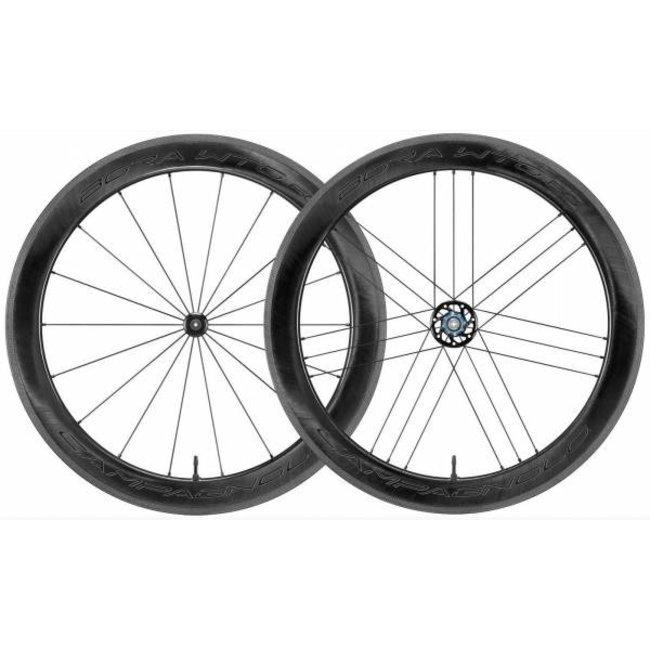 Campagnolo Bora WTO 60 Rimbrake Carbon Wheelset