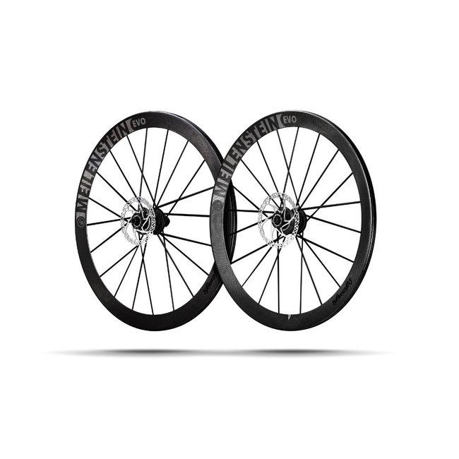 Lightweight Meilenstein Evo Disc Wheelset Tubeless