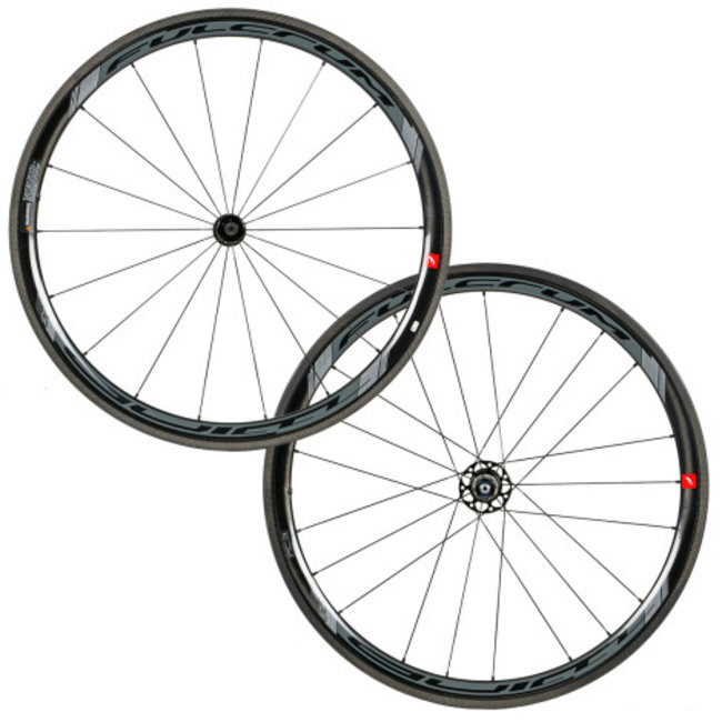 Fulcrum Racing Wind 400C Carbon Clincher Wheelset