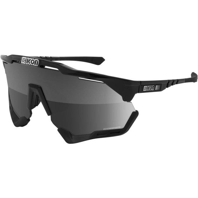 Scicon Aeroshade Black Gloss Cycling Glasses