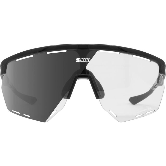Scicon Aerowing Black Gloss Cycling Glasses