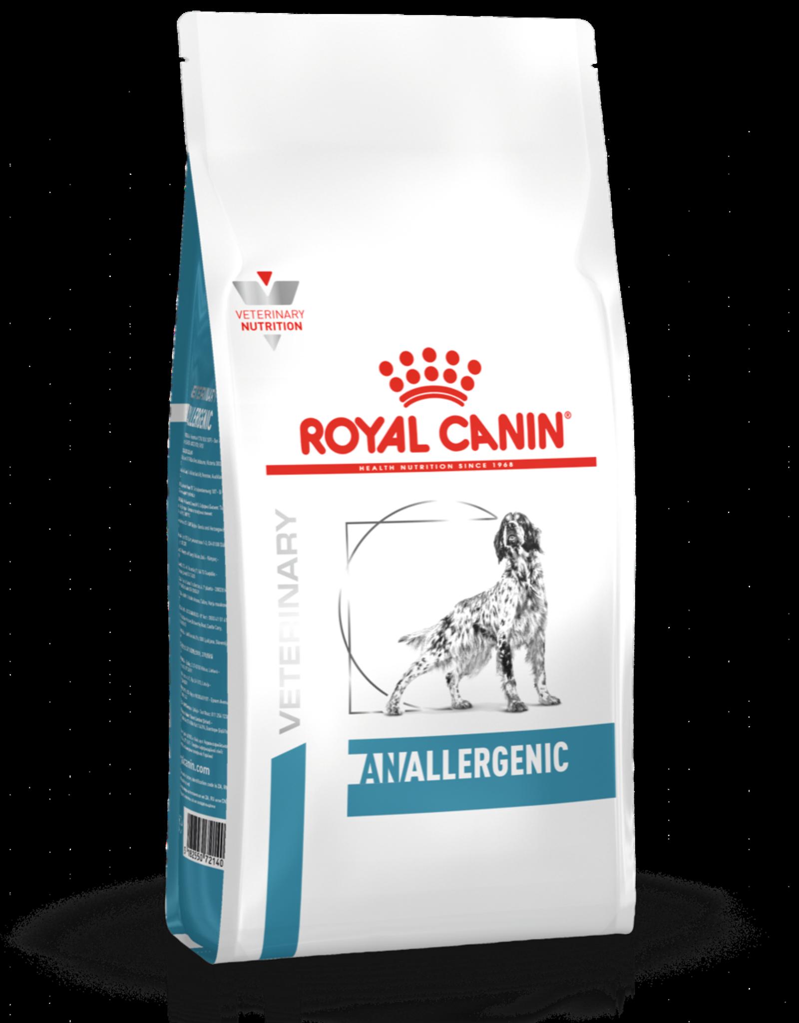 Royal Canin Royal Canin Anallergenic Dog 8kg