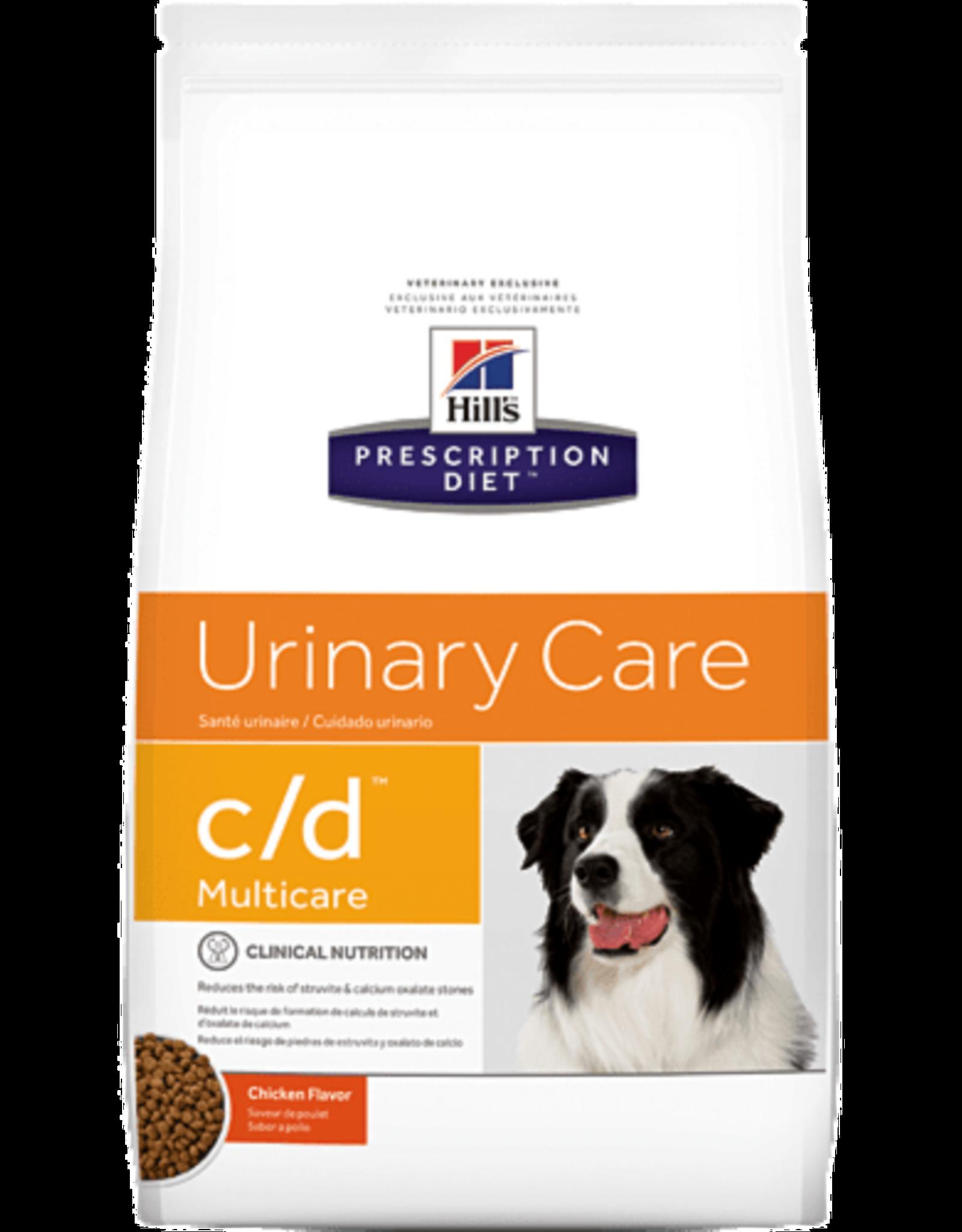 Hill's Hill's Prescription Diet C/d Hund 12kg