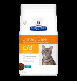 Hill's Hill's Prescription Diet C/d Multicare Cat (fish) 5 Kg