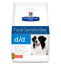 Hill's Hill's Prescription Diet D/d Chien (saumon & Riz)  12kg