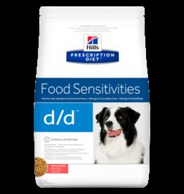 Hill's Hill's Prescription Diet D/d Dog(salmon & Rice)  12kg