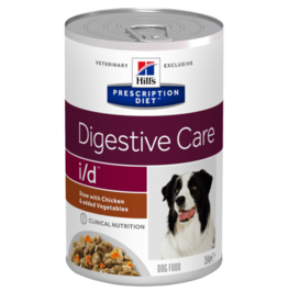 Hill's Hill's Prescription Diet I/d Dog 12x360gr