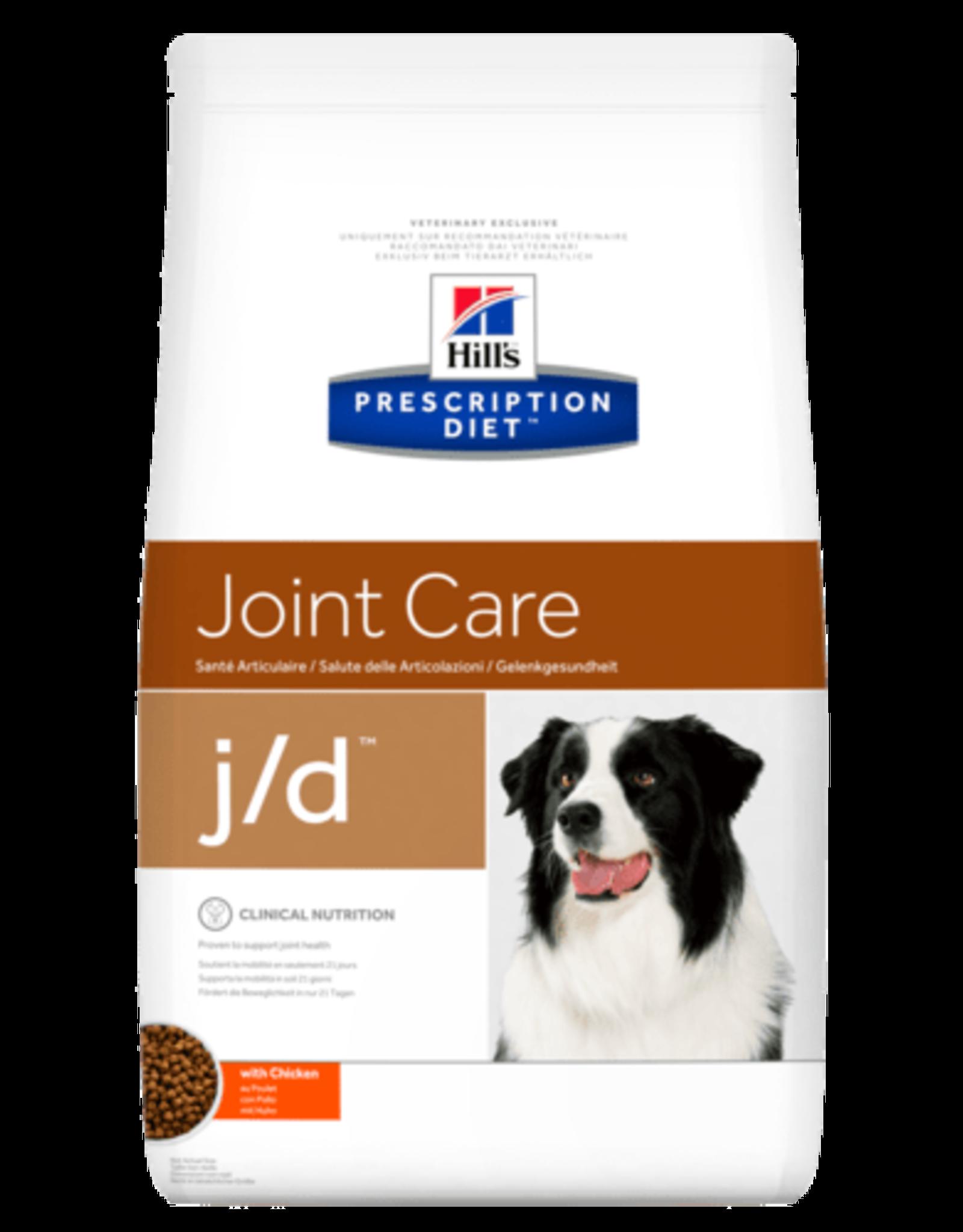 Hill's Hill's Prescription Diet J/d Chien 2kg
