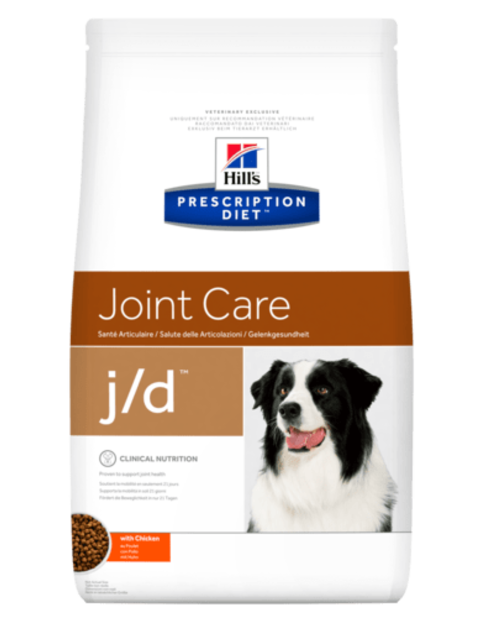 Hill's Hill's Prescription Diet J/d Hund 2kg