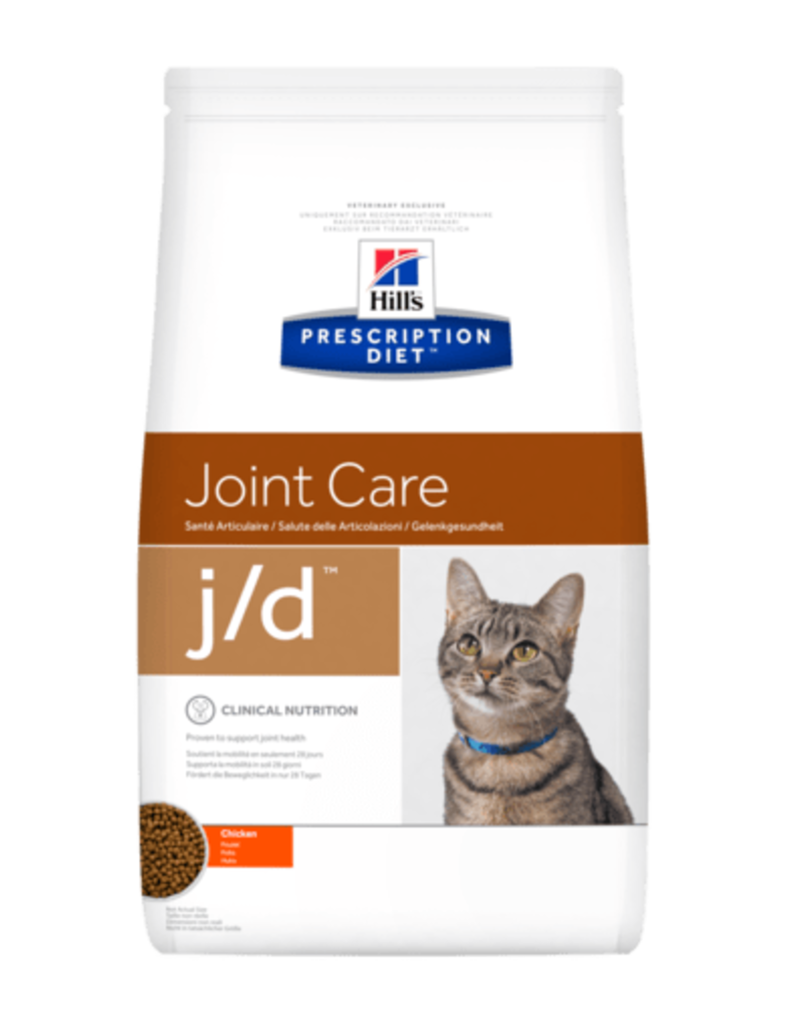 Hill's Hill's Prescription Diet J/d Cat 2 Kg