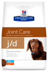 Hill's Hill's Prescription Diet J/d Mini Chien 5kg