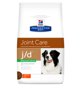Hill's Hill's Prescription Diet J/d Reduced Calorie Hund 4kg