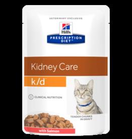 Hill's Hill's Prescription Diet K/d Cat (salmon) 12x85gr