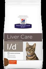 Hill's Hill's Prescription Diet L/d Cat1,5kg