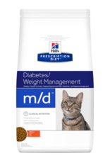 Hill's Hill's Prescription Diet M/d Chat 1,5kg