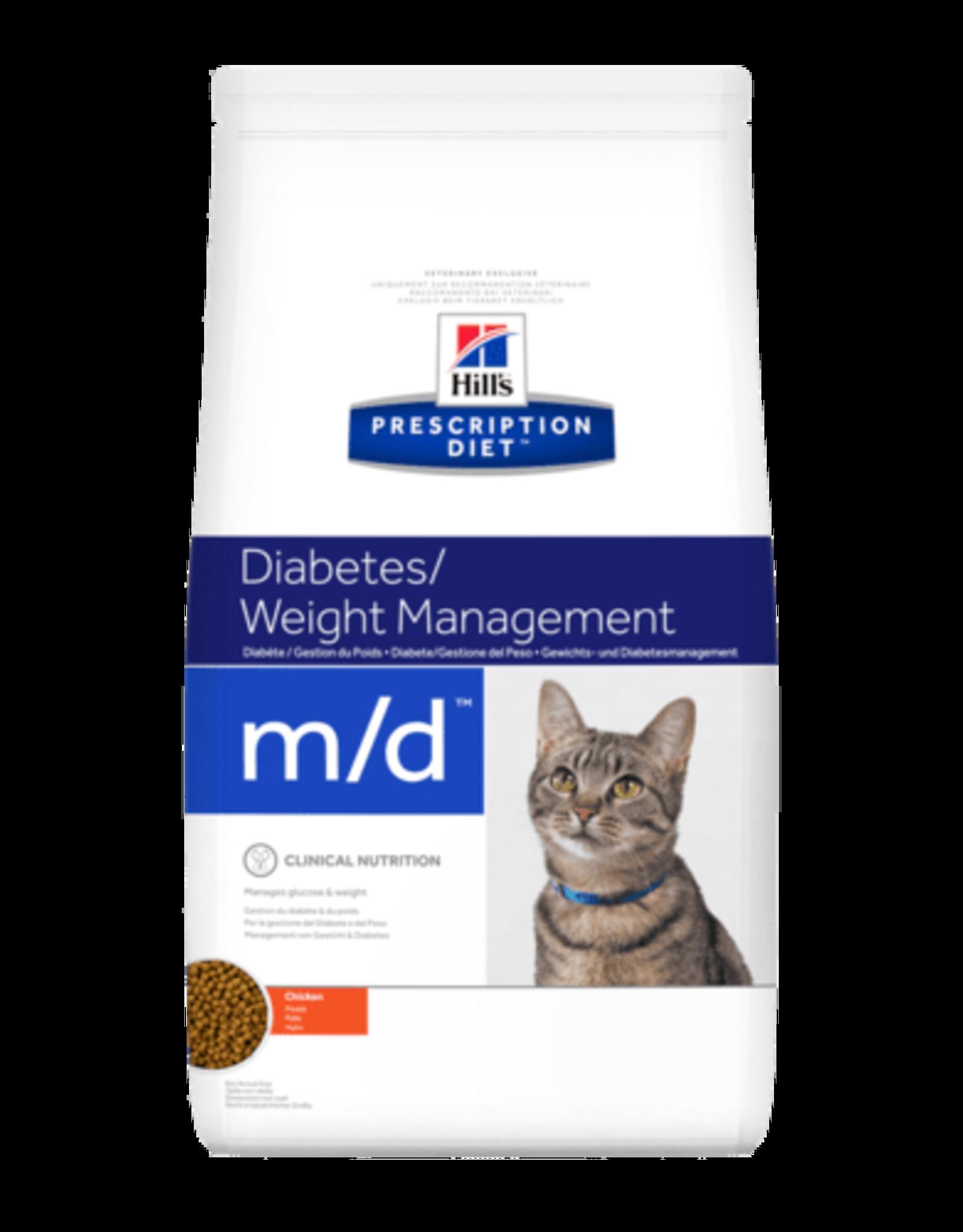 Hill's Hill's Prescription Diet M/d Kat 5 Kg