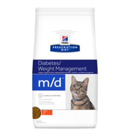 Hill's Hill's Prescription Diet M/d Chat  5 Kg