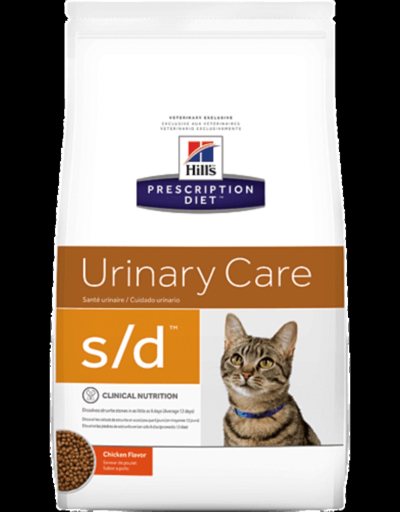 Hill's Hill's Prescription Diet S/d Chat 1,5kg