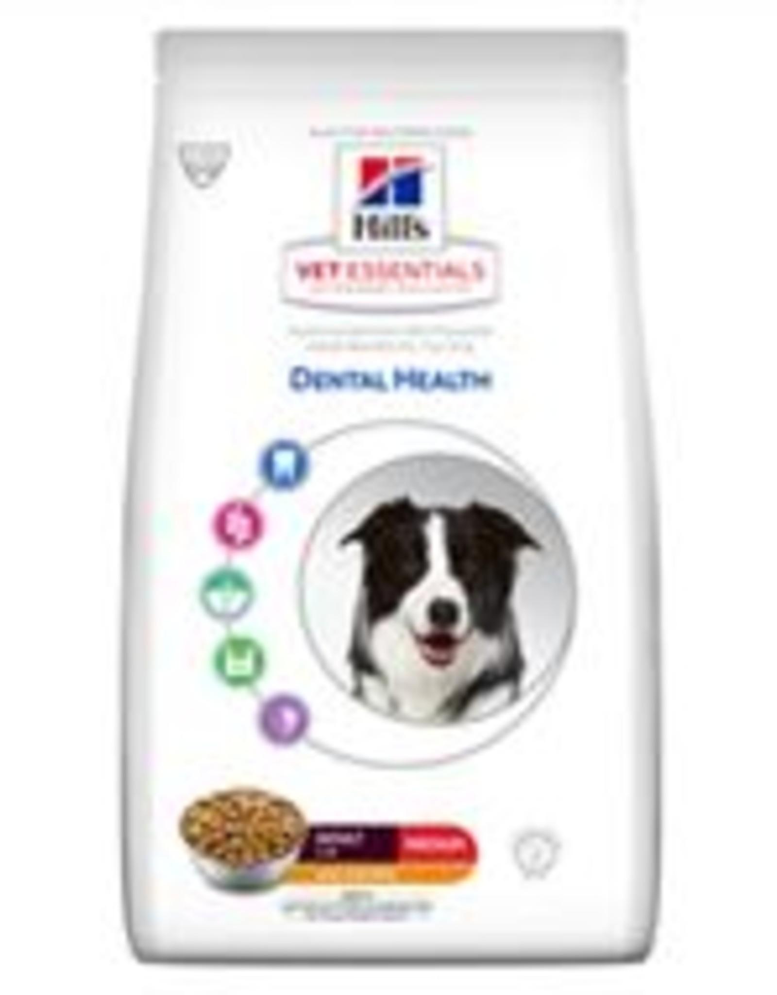Hill's Hills Vetess Canine Adult Dental Med Chk 10kg