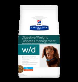 Hill's Hill's Prescription Diet W/d Mini Hund 6kg