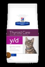 Hill's Hill's Prescription Diet Y/d Kat 5 Kg