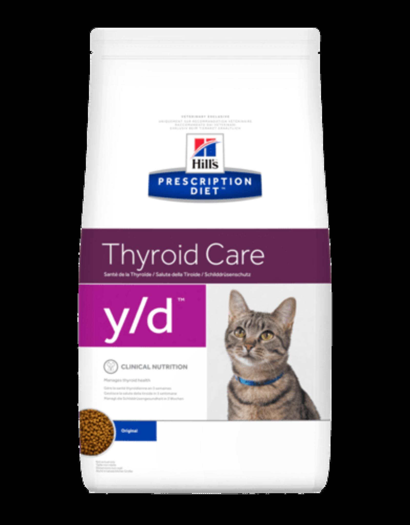 Hill's Hill's Prescription Diet Y/d Cat 5 Kg