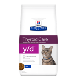Hill's Hill's Prescription Diet Y/d Cat 5 Kg