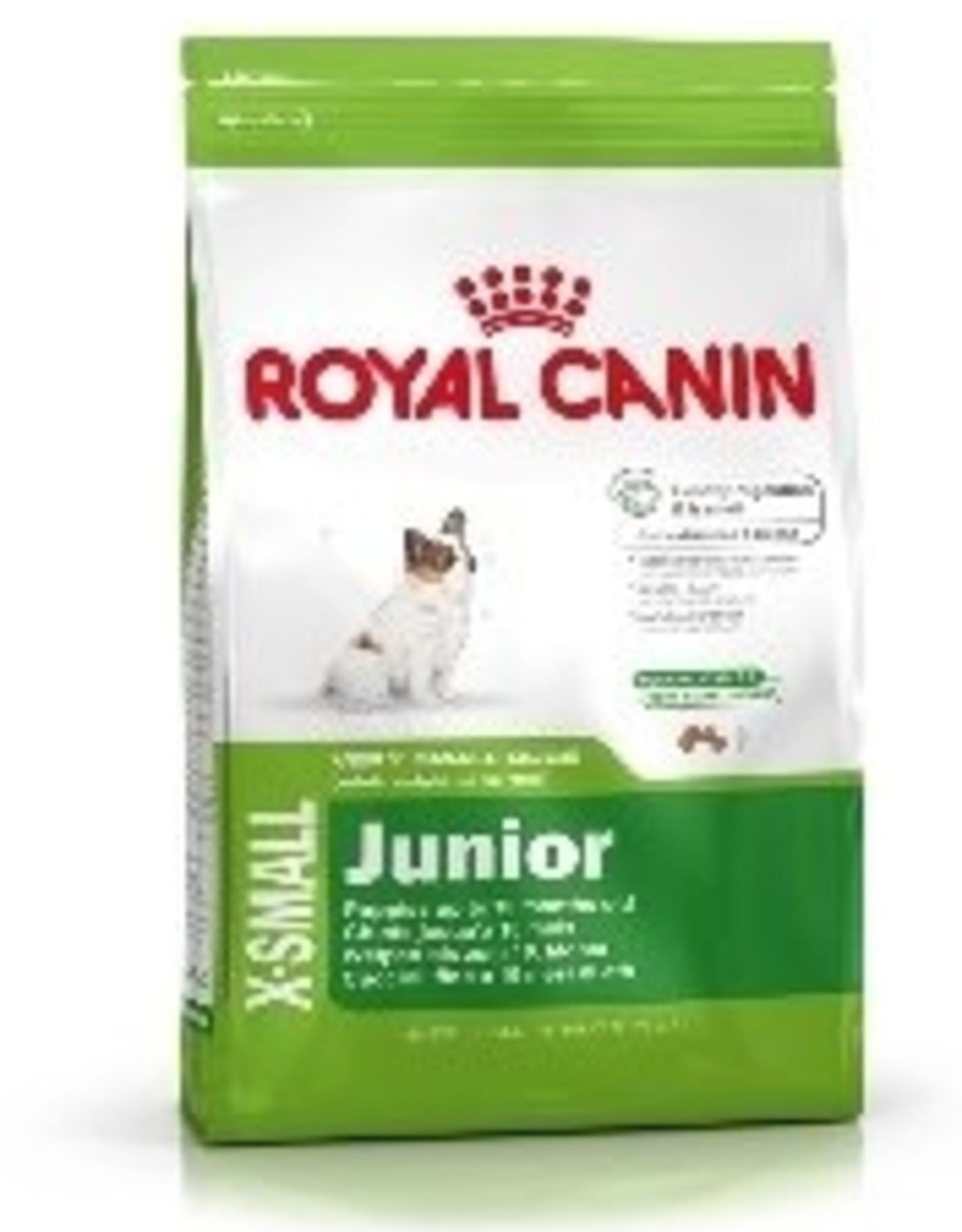 Royal Canin Royal Canin Shn X Small Junior Hond 0,5kg