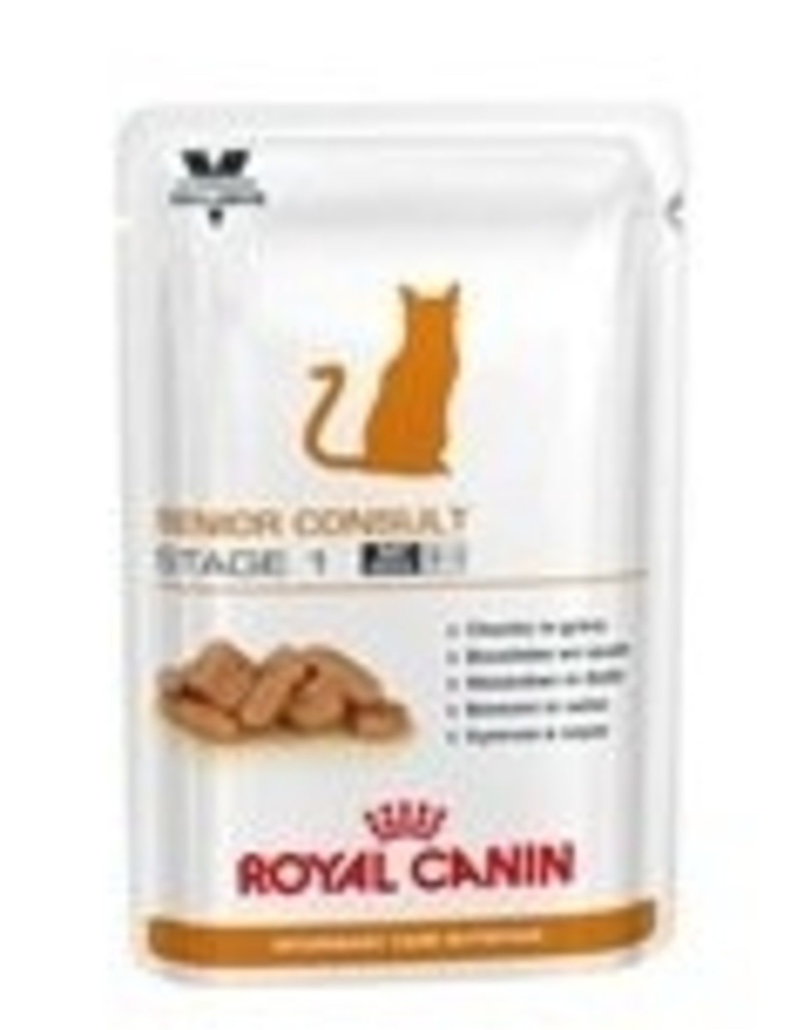 Royal Canin Royal Canin Senior Consult Stage 1 Katze Beutel 12x100gr