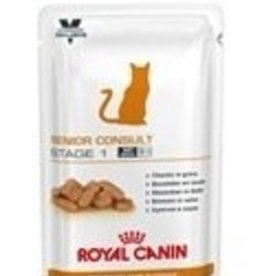 Royal Canin Royal Canin Senior Consult Stage 1 Cat Pch 12x100gr