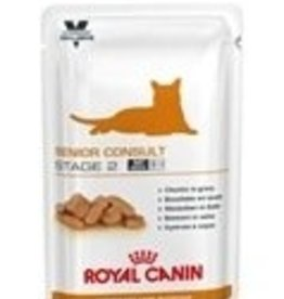 Royal Canin Royal Canin Senior Consult Stage 2 Kat Pch 12x100gr