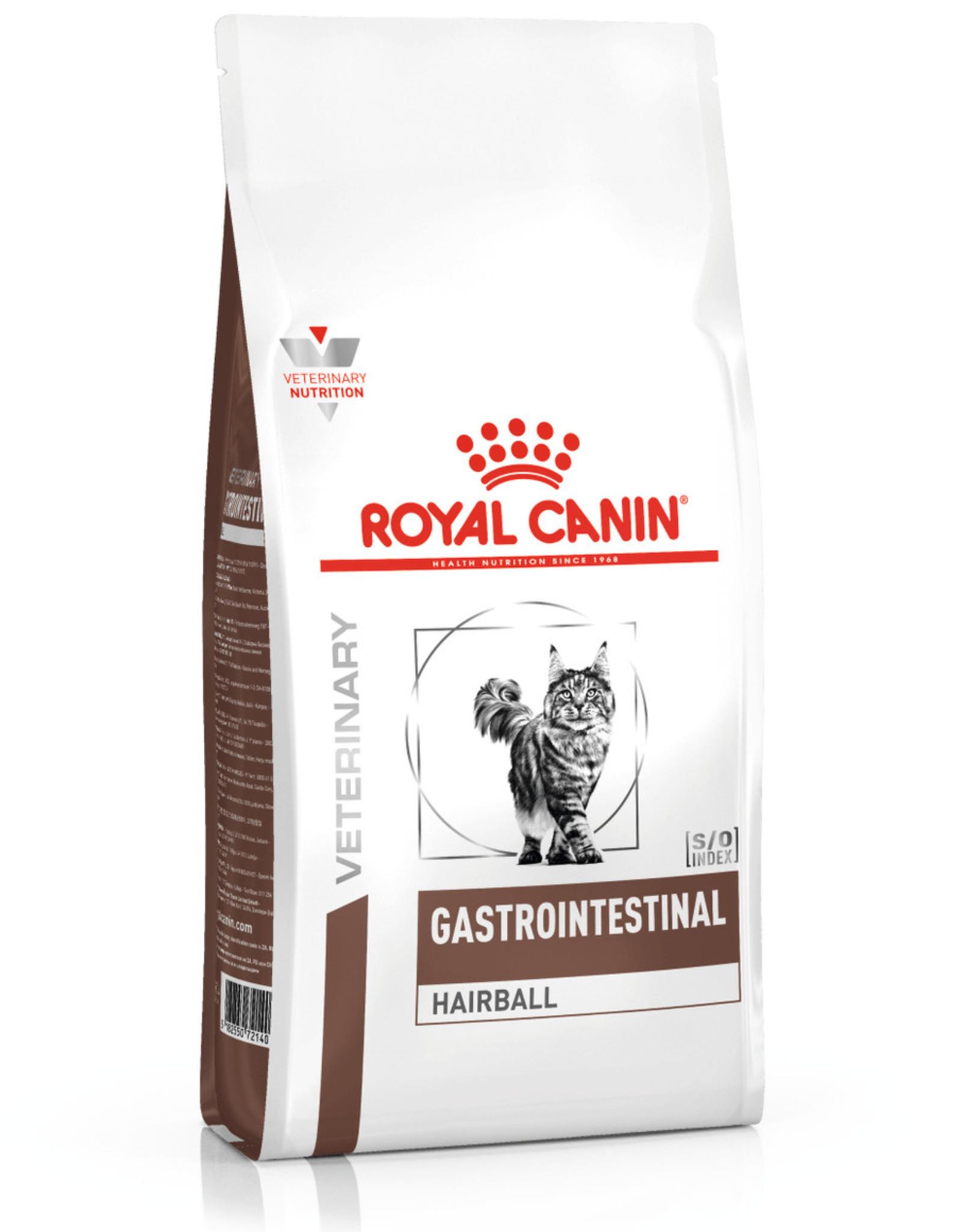 Royal Canin Royal Canin Gastro Intestinal Hairball Kat 4kg
