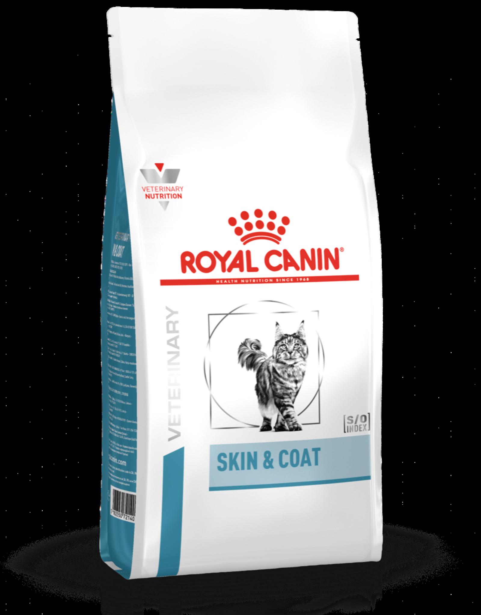 Royal Canin Royal Canin Skin & Coat Kat 1,5kg
