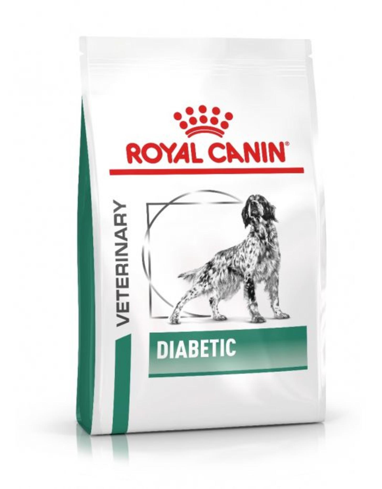 Royal Canin Royal Canin Vdiet Diabetic Hond 12kg