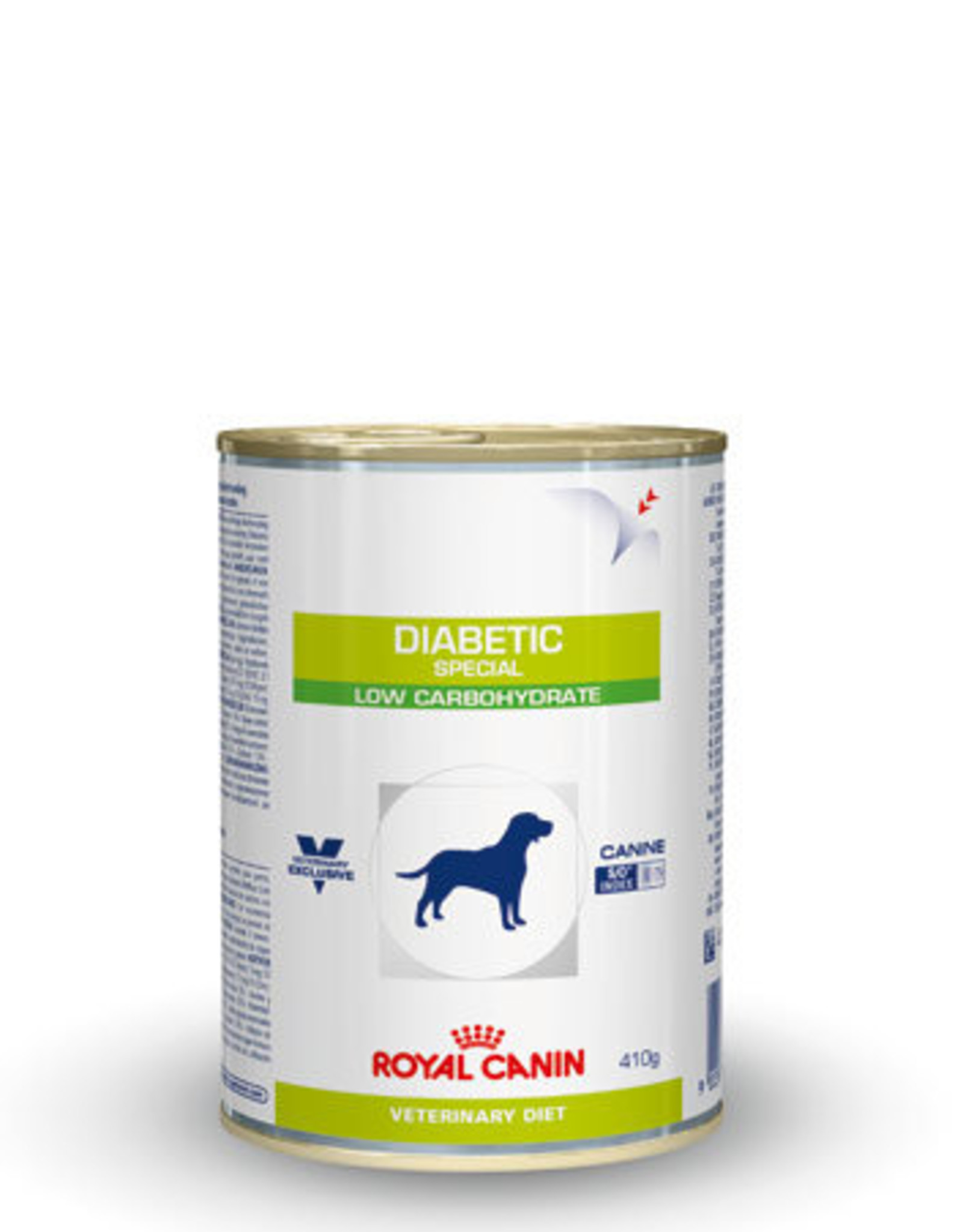 Royal Canin Royal Canin Vdiet Diabetic Low Carb Canine 12x195g