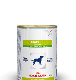 Royal Canin Royal Canin Vdiet Diabetic Low Carb Hund 12x195g