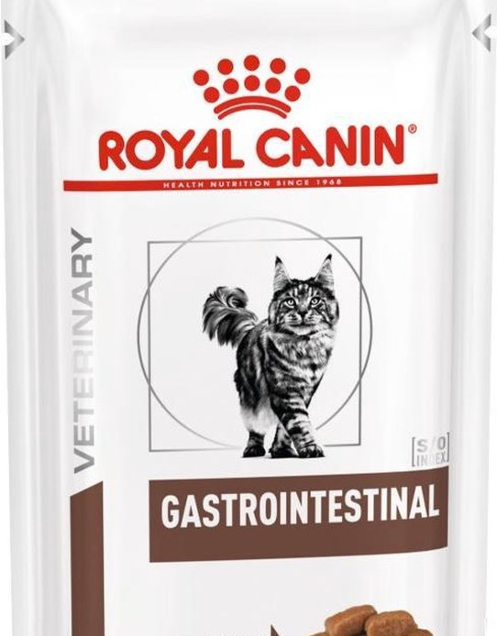 Royal Canin Royal Canin Gastro Intestinal Chat 12x85gr (pouch)