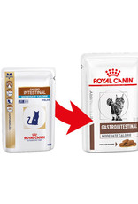 Royal Canin Royal Canin Gastro Intestinal Mod Cal Kat 12x85gr