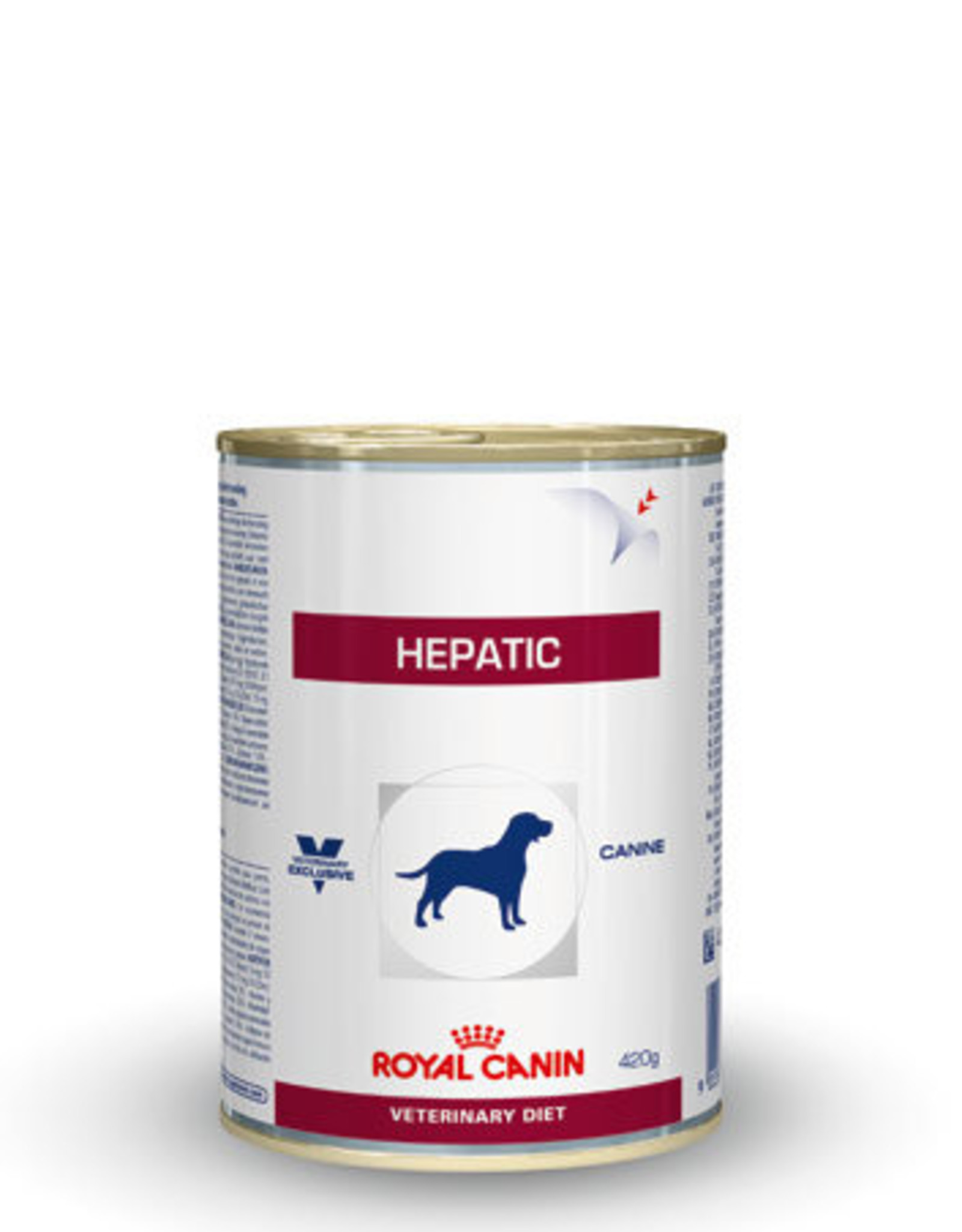 Royal Canin Royal Canin Vdiet Hepatic Hond 12x420gr