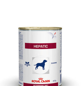 Royal Canin Royal Canin Vdiet Hepatic Hund 12x420gr