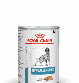 Royal Canin Royal Canin Hypoallergenic Chien 12x400gr