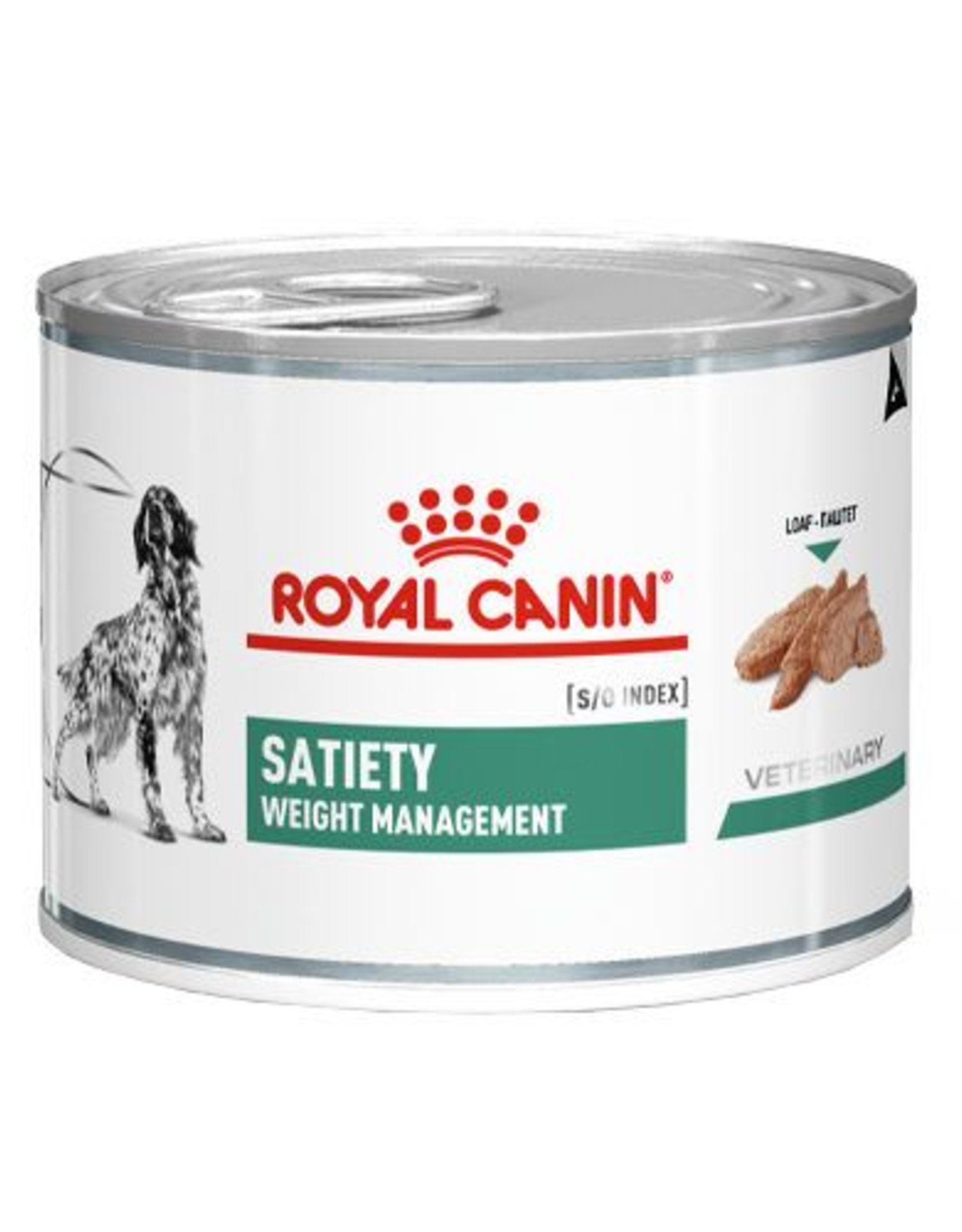 Royal Canin Royal Canin Vdiet Satiety Canine 12x195g