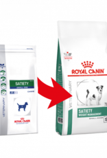 Royal Canin Royal Canin Vdiet Satiety Canine Small 3kg