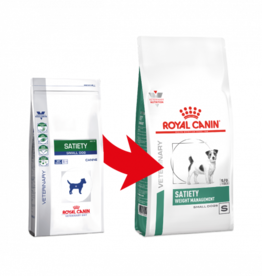 Royal Canin Royal Canin Vdiet Satiety Chien Small 8kg