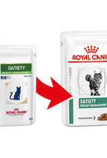 Royal Canin Royal Canin Vdiet Satiety Support Kat 12x85gr
