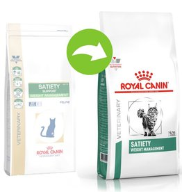 Royal Canin Royal Canin Vdiet Satiety Support Chat 6kg