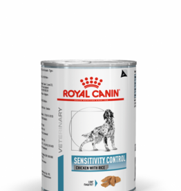Royal Canin Royal Canin Sensitivity Control Hund Huhn 12x420gr