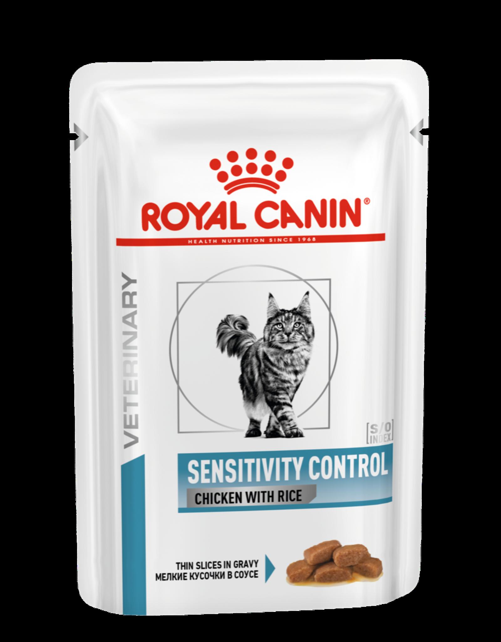 Royal Canin Royal Canin Sensitivity Control Katze (huhn) 12x85gr